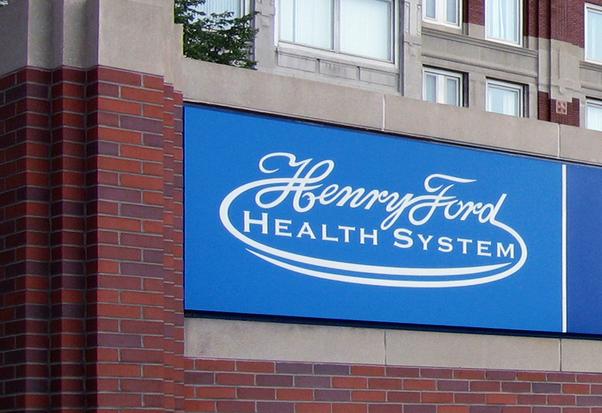 Ford Henry Hospital Michigan