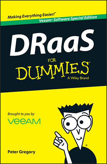 DRaaS for Dummies Cover