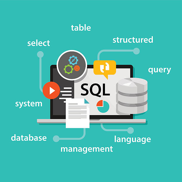 sql vector image