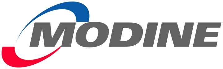 Modine logo color