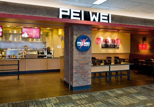 Pei Wei Asian Diner  MSP Airport