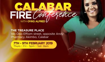 Calabar Fire Conference