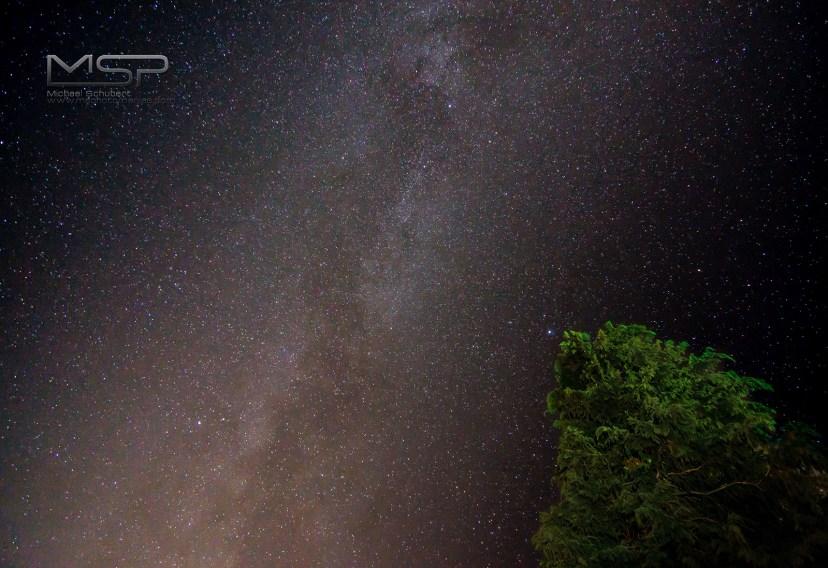 Milky way shoot in Austria
