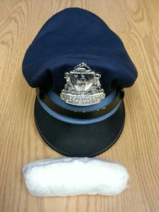 Approximately 135 grams of cocaine were seized by State Police in a traffic stop.