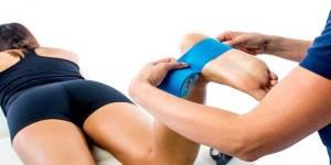 Cursus Medical taping voor de sportmasseur