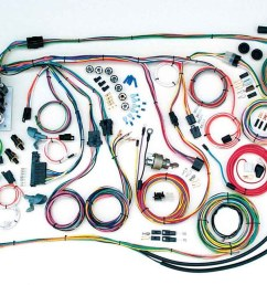 american autowire wiring system chevy truck 1955 59 kit p n 500481 ebay [ 1503 x 900 Pixel ]
