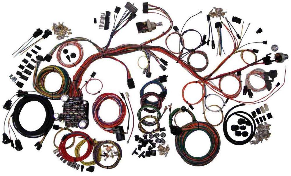 medium resolution of 61 64 impala wiring harness