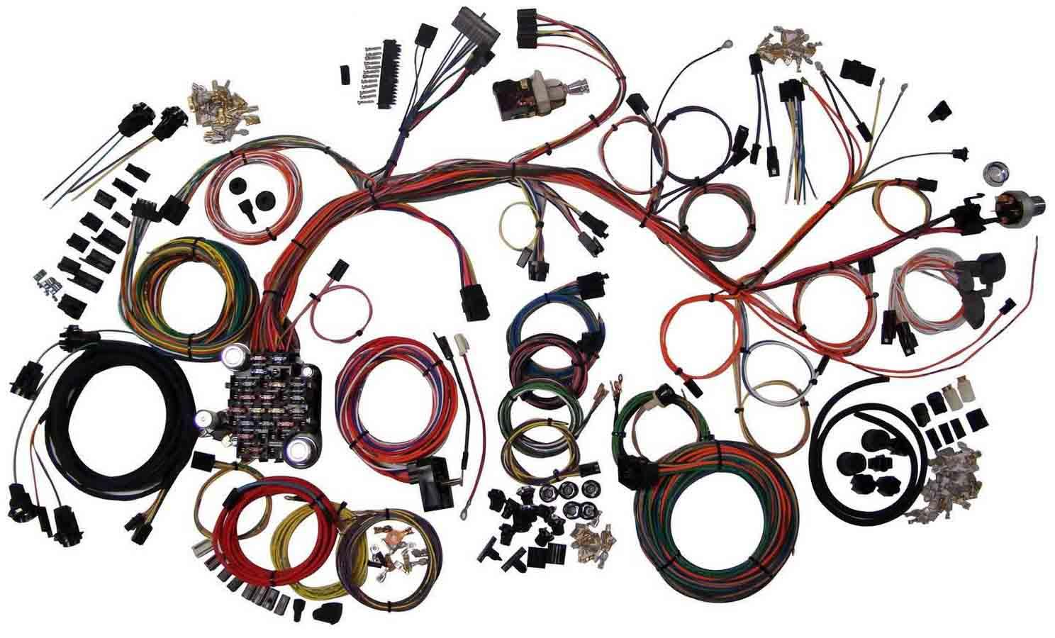 hight resolution of 61 64 impala wiring harness
