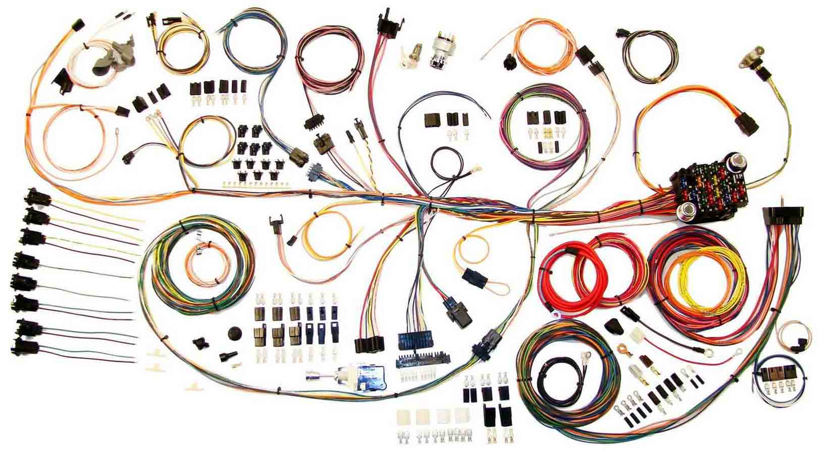 hight resolution of 67 camaro american autowire wiring diagram trusted wiring diagram 65 mustang wiring harness american autowire 65