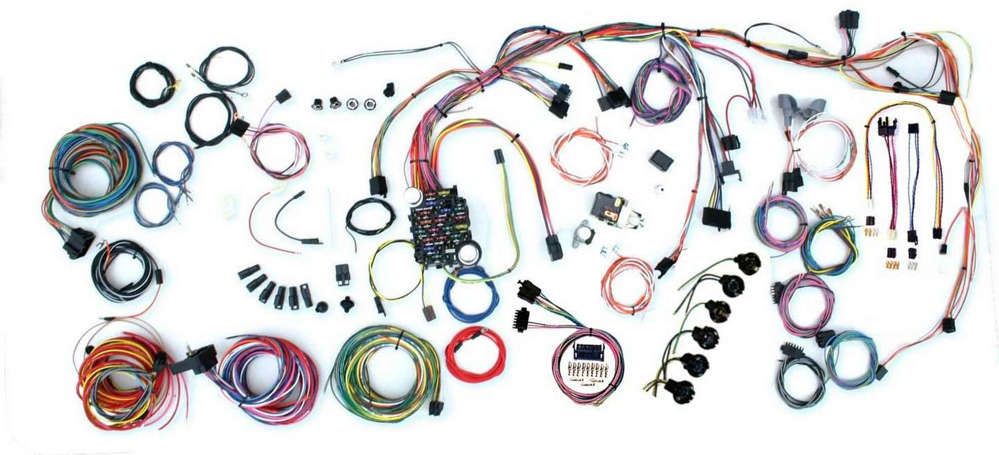 hight resolution of 68 nova wiring harness
