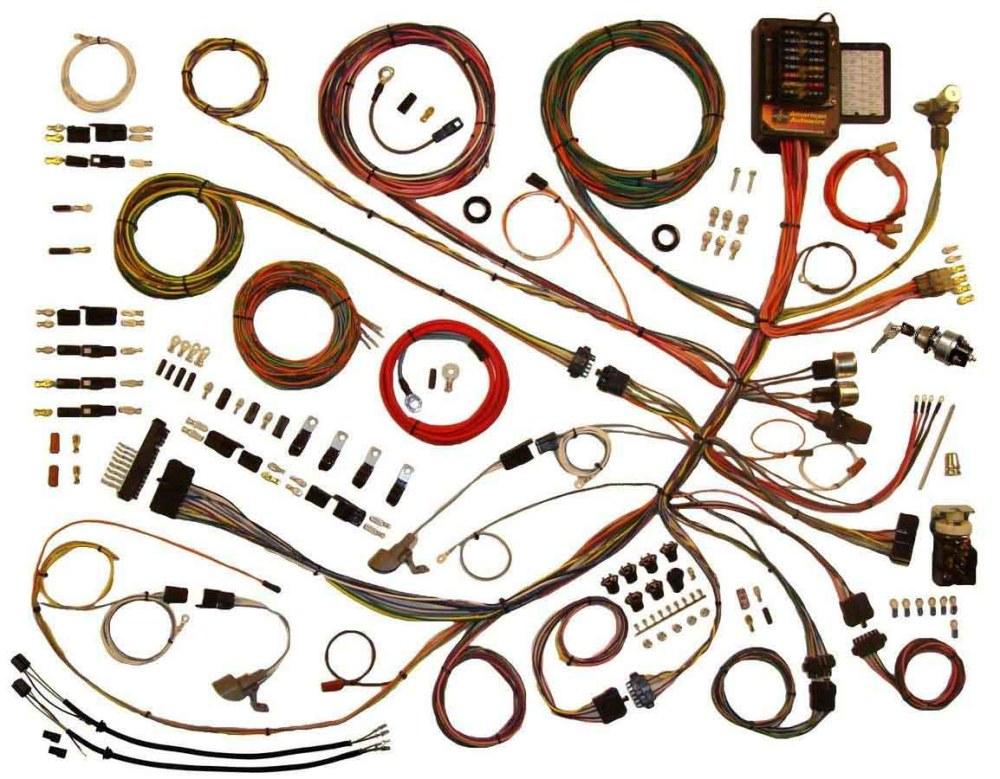 medium resolution of 53 56 ford p u wiring harness