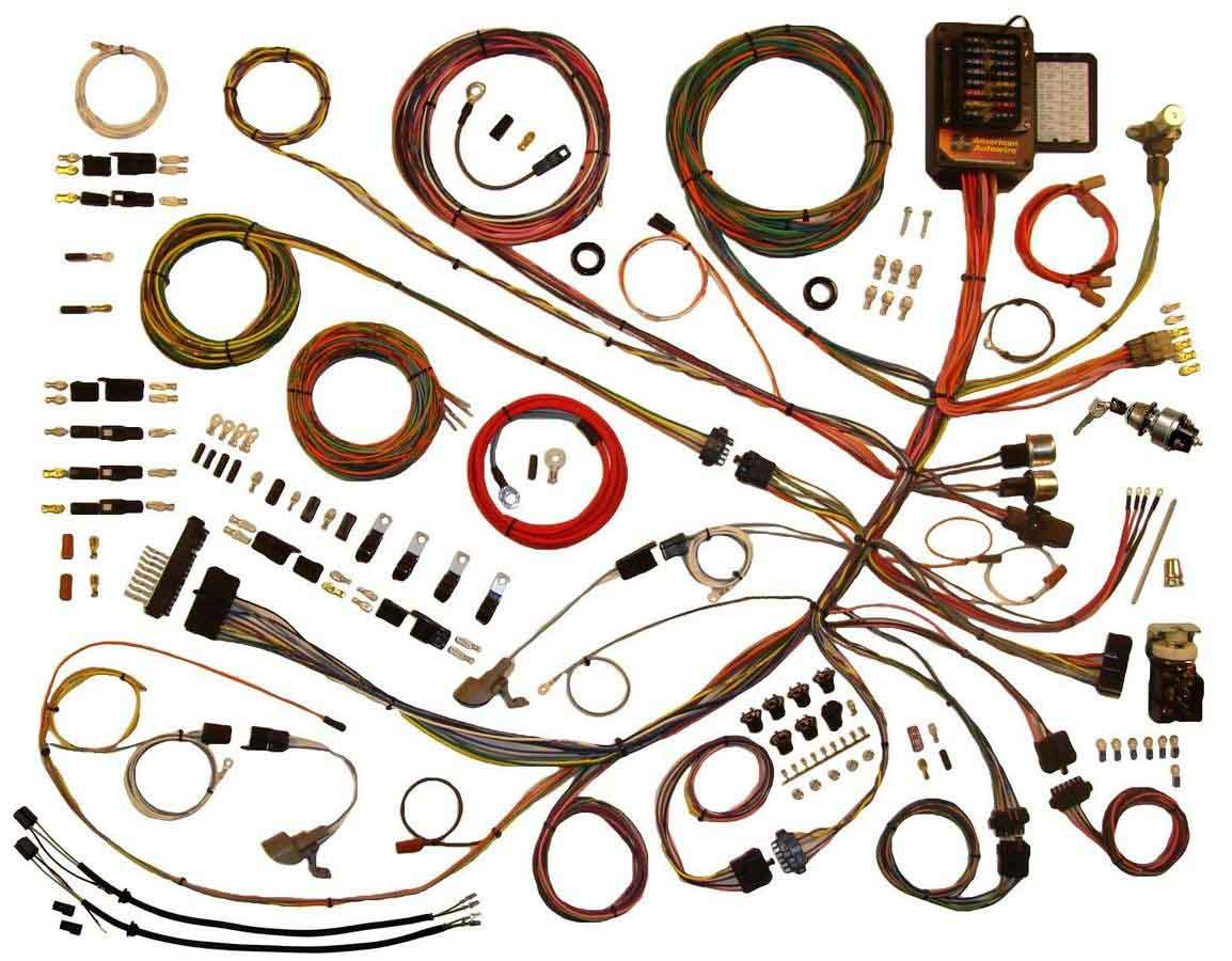 hight resolution of 53 56 ford p u wiring harness