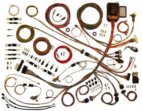 small resolution of 53 56 ford p u wiring harness