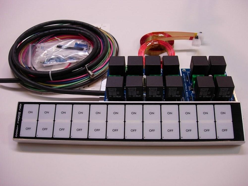 medium resolution of auto rod controls in dash control module