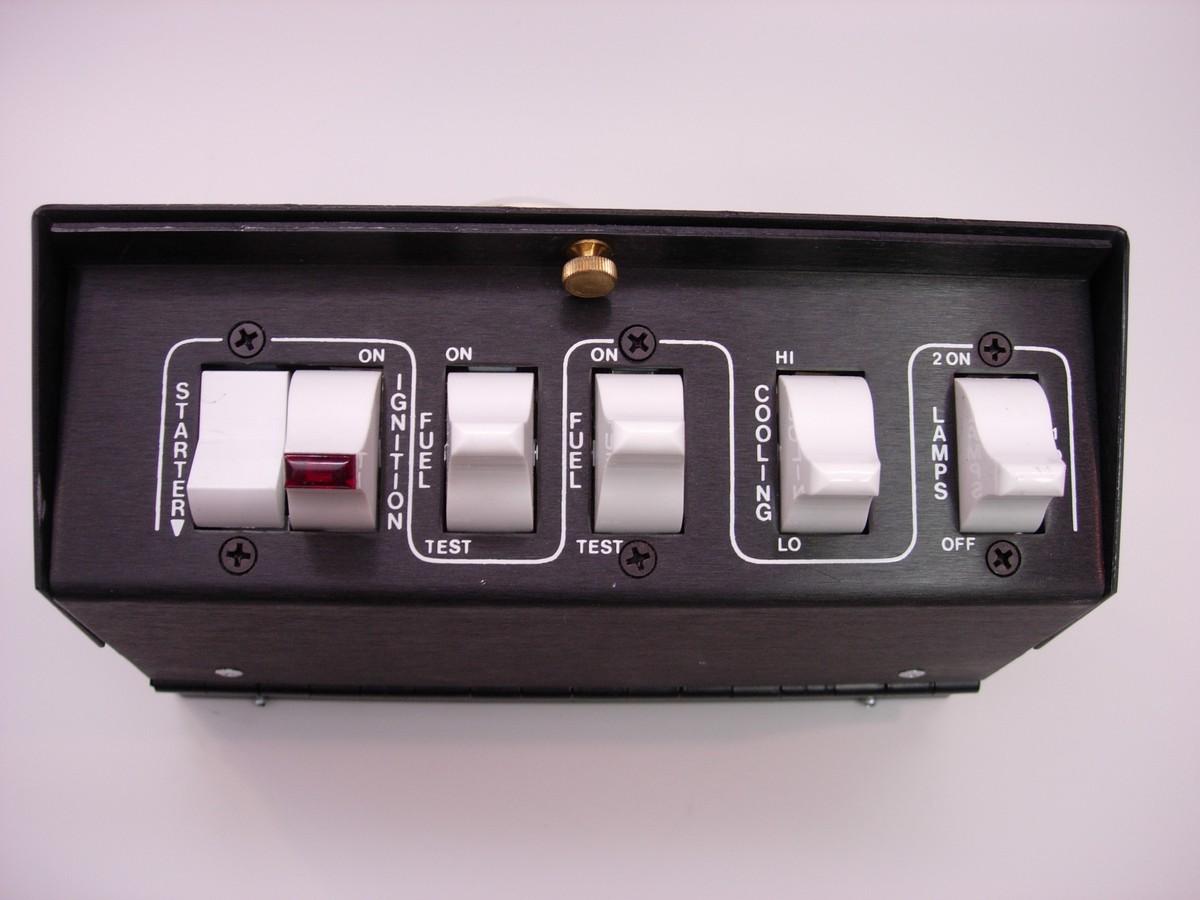 hight resolution of overhead pro stock control module