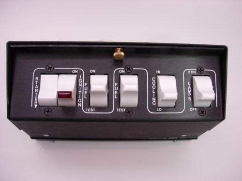 small resolution of overhead pro stock control module