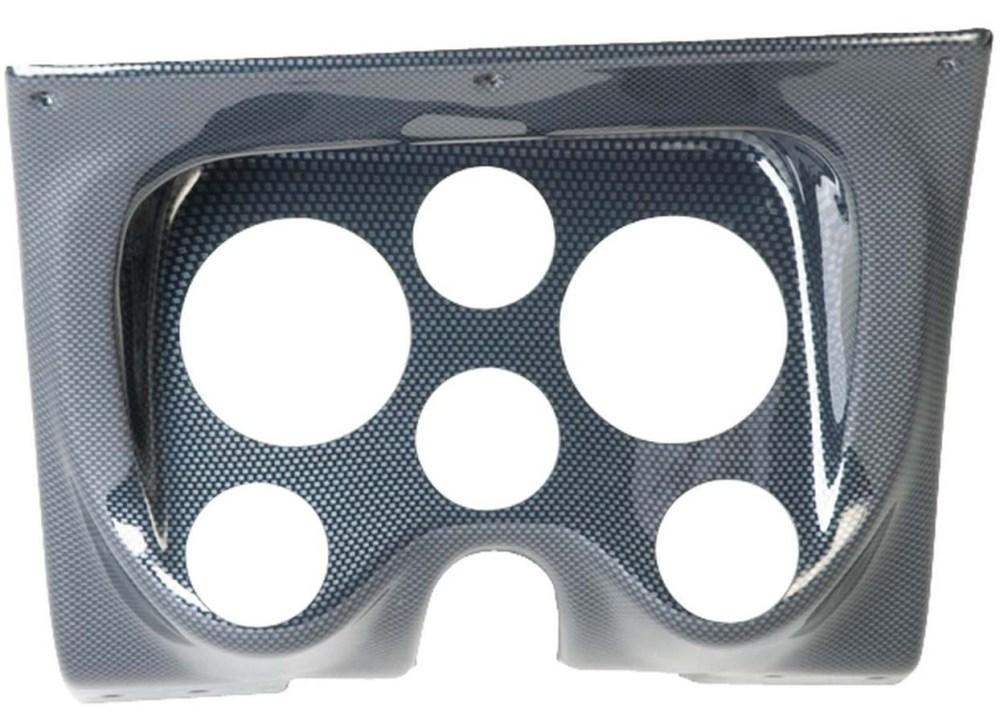 medium resolution of 67 68 camaro carbon fiber 6 hole dash panel