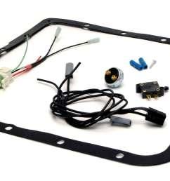 tci transmission wiring harness lockup 700r4 200r4 p n 376600 [ 1440 x 784 Pixel ]
