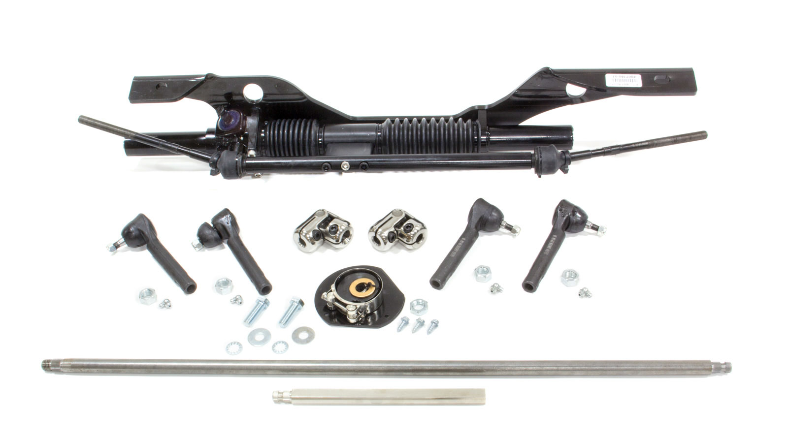 Unister Perf Products 8001110-01 Manual Rack and Pinion