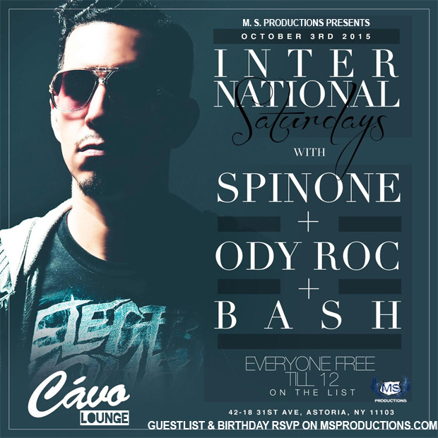 Cavo Lounge and Club in Astoria