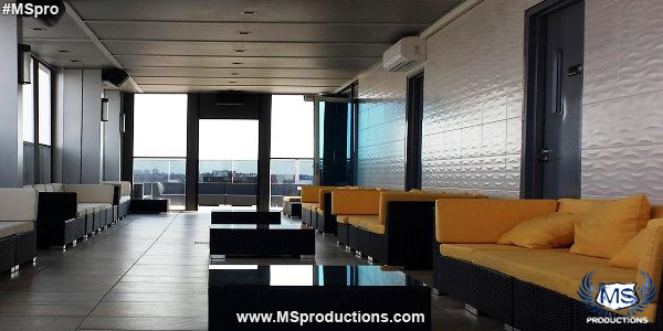 Escape Penthouse Rooftop Lounge