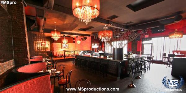 Cavo Lounge Astoria