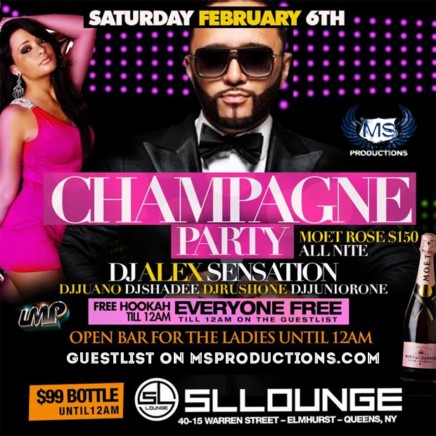 SL Lounge NYC