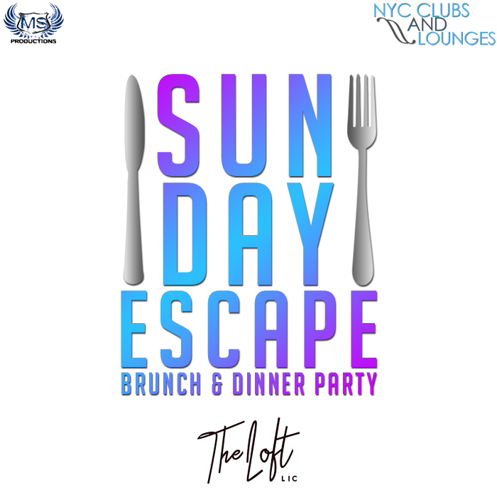 Sunday Escape Brunch & Dinner Party