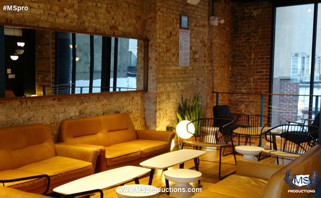 Soho Park Lounge