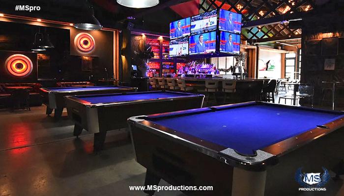 Taboga ny bar and lounge
