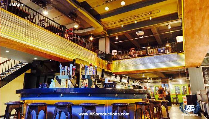 5th & Mad NYC bar