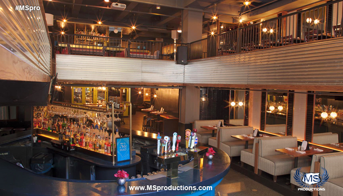 5th & Mad NYC Lounge