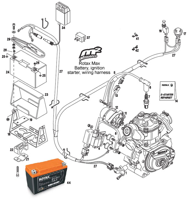 Rotax Max Wiring Diagram : 24 Wiring Diagram Images