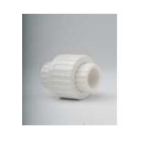Weiße ABS Verschraubung 25mm PIP-003-W