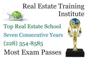 """""""Approved by the Mississippi Real Estate Commission to supply instruction in real estate courses - MREC - Real Estate Training Institute"""""""
