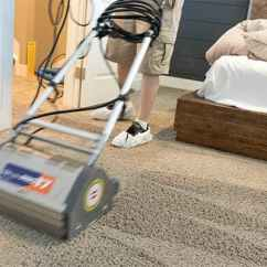Denver Sofa Cleaning Sofas In Orange County Carpet Care Perfected Mss Uniformed Employee Using Counter Rotating Brush Machine To Deep Clean