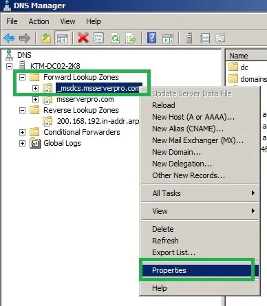 Metadata Cleanup Using NTDSUTIL in Windows Server 2008 R2 (6/6)