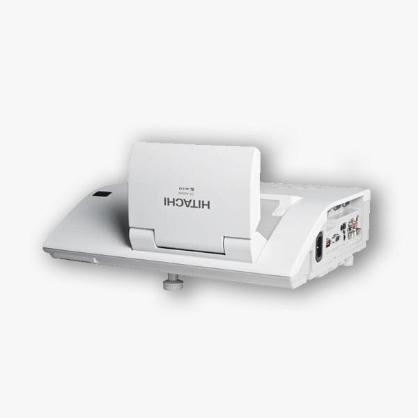 Hitachi CP-A300N 3LCD ულტრა-მოკლე ფოკუსიანი პროექტორი