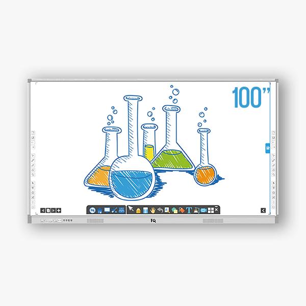 """IQAiO GR519 100"""" ინტერაქტიული დაფა"""