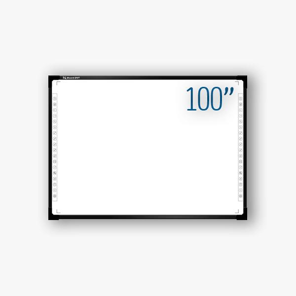 """IQBoard DVTQ 100"""" ინტერაქტიული დაფა"""