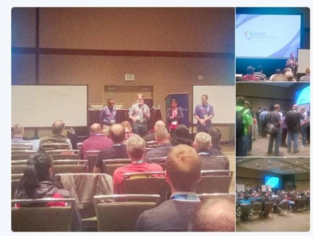 SQL Server Chalk Talk at PASS Summit 2016