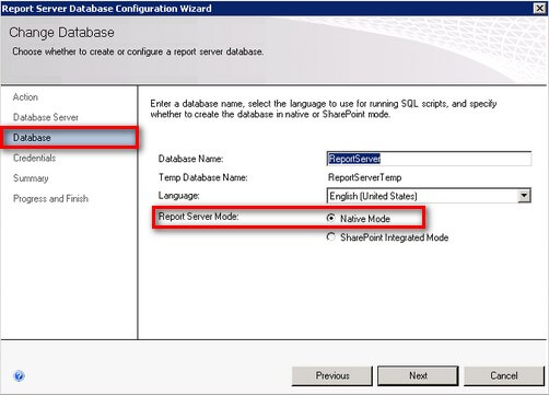 SQL Server 2008 R2 Reporting Services Report Server Mode Native or SharePoint Integrated
