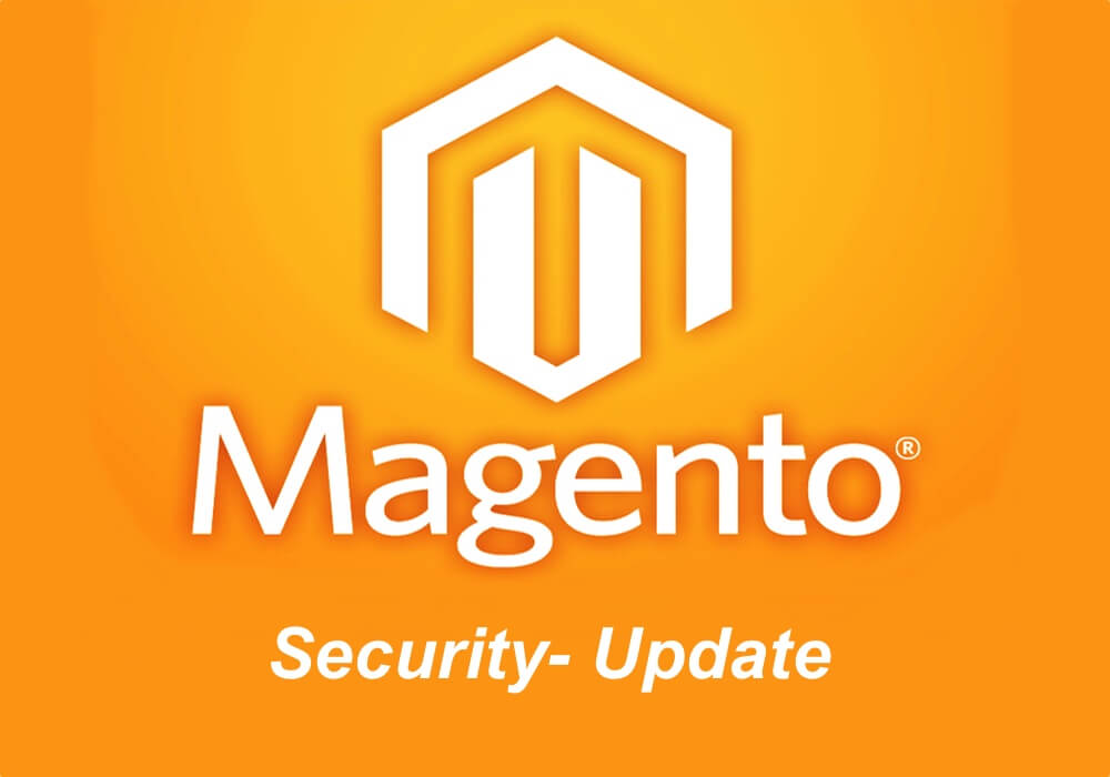 Magento Security Update