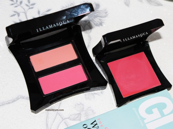 Illamasqua blushes on mstantrum.com