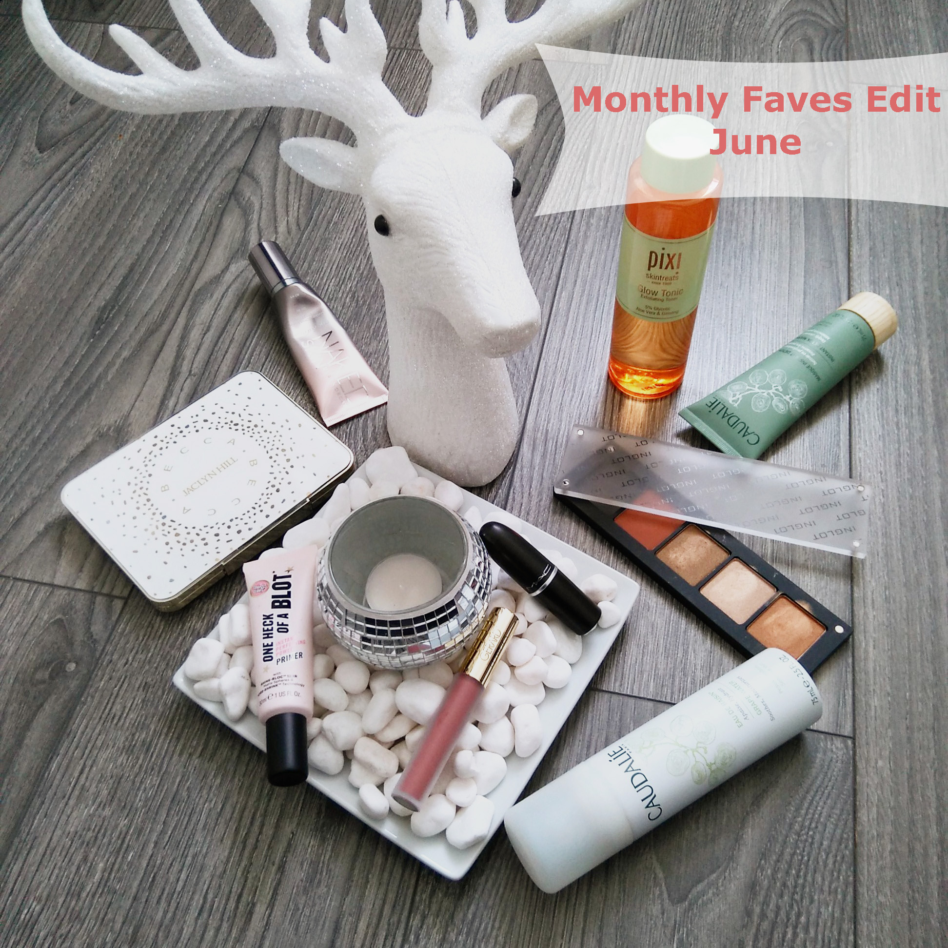 Monthly Faves edit | June