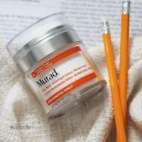 Murad city skin overnight detox moisturizer review on www.mstantrum.com