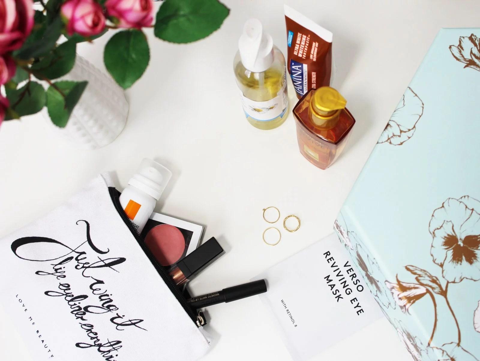 Beauty Report | Ms Tantrum Blog