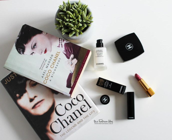 chanel beauty collection