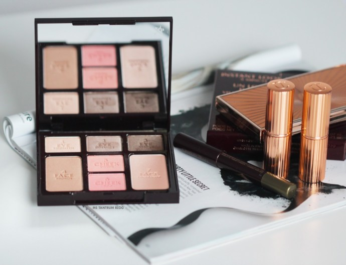 Charlotte Tilbury Seductive Beauty palette review