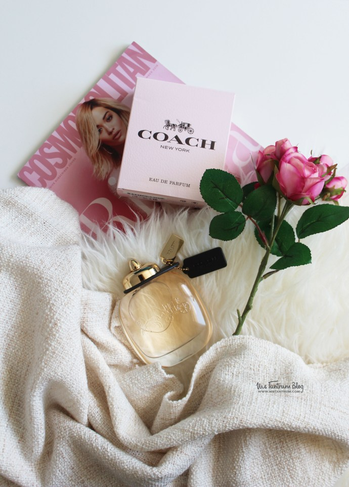 Coach Fragrance Review